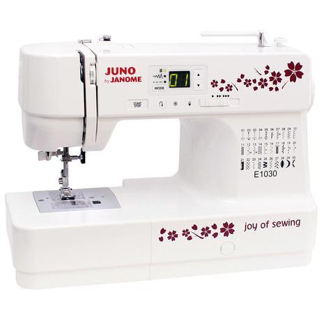 Maszyna JUNO E1030, fig. 3