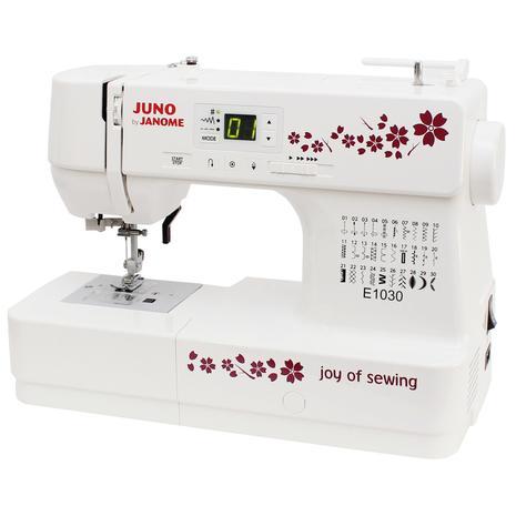 Maszyna JUNO E1030, fig. 2